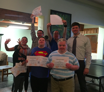 Dragonfly Transitions for struggling young adults supports Klamath Falls Special Olympics