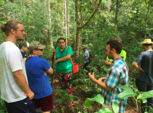 Dragonfly Transitions for Struggling Young Adults - International Service Trip to Cambodia