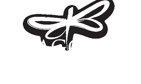 Dragonfly - WHITE