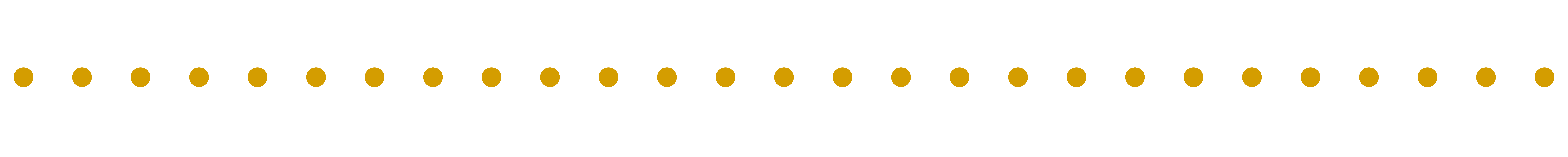 Horizontal dotted line_mango